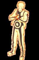 Modo do Nove Caudas de Naruto (Filme - Boruto)