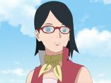 Sarada Uchiwa (épisode)