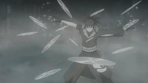 Cristal: Shurikens Hexagonales: Danza Salvaje
