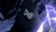 Flash Roxo (Sasuke - Anime)