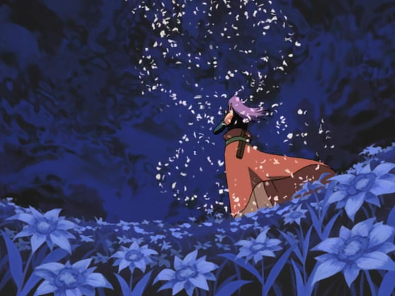 Arte Ninja de Flor: Espelho da Flor da Água