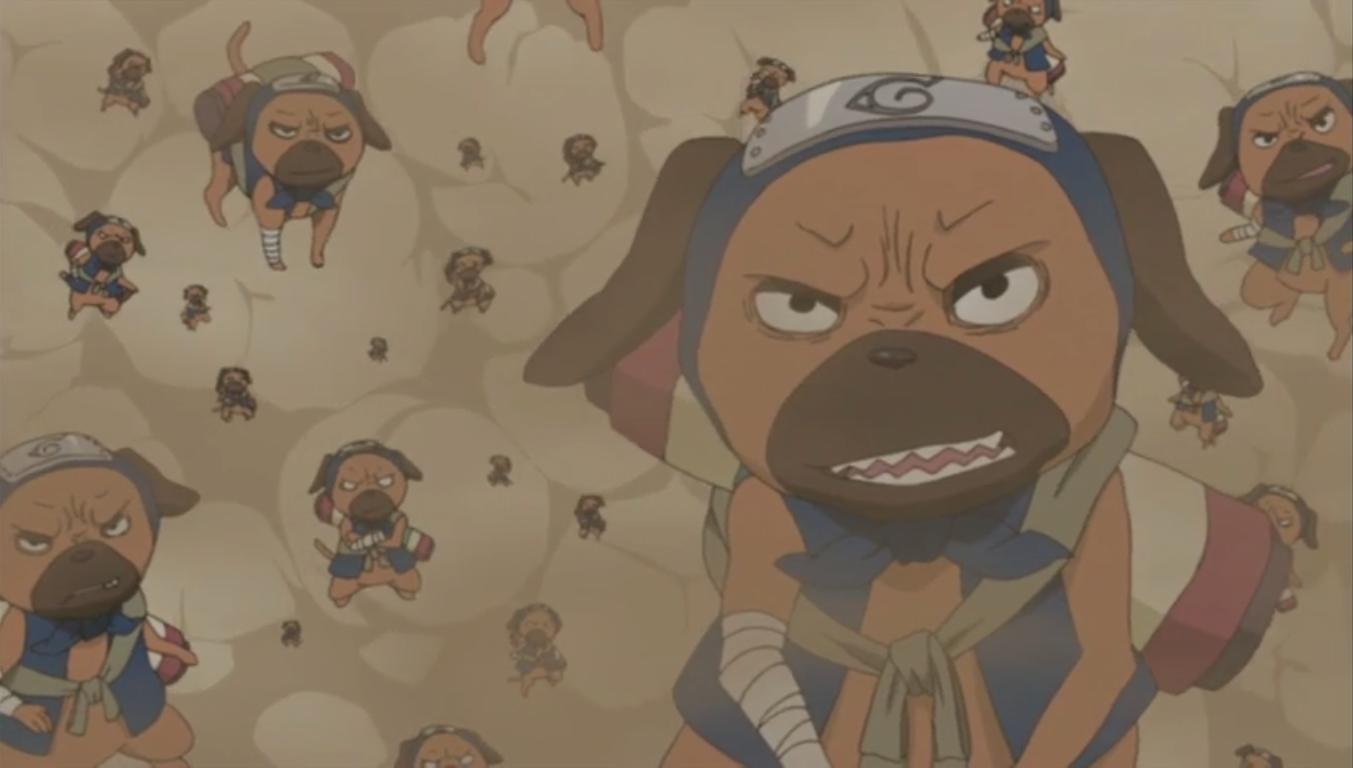 Arte Ninja del Ninken: Clon de Sabueso