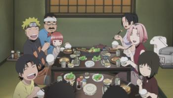 Naruto: Shippuden Episodio 291