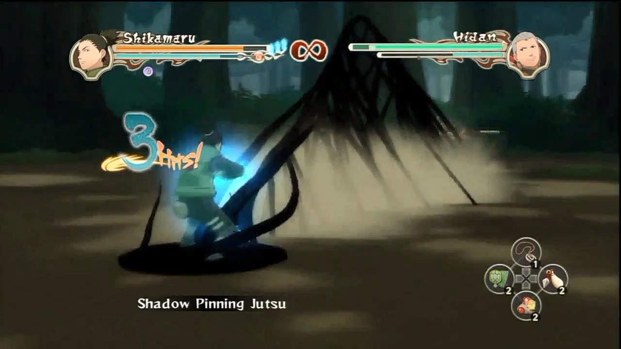 Jutsu: Puñalada de Sombra