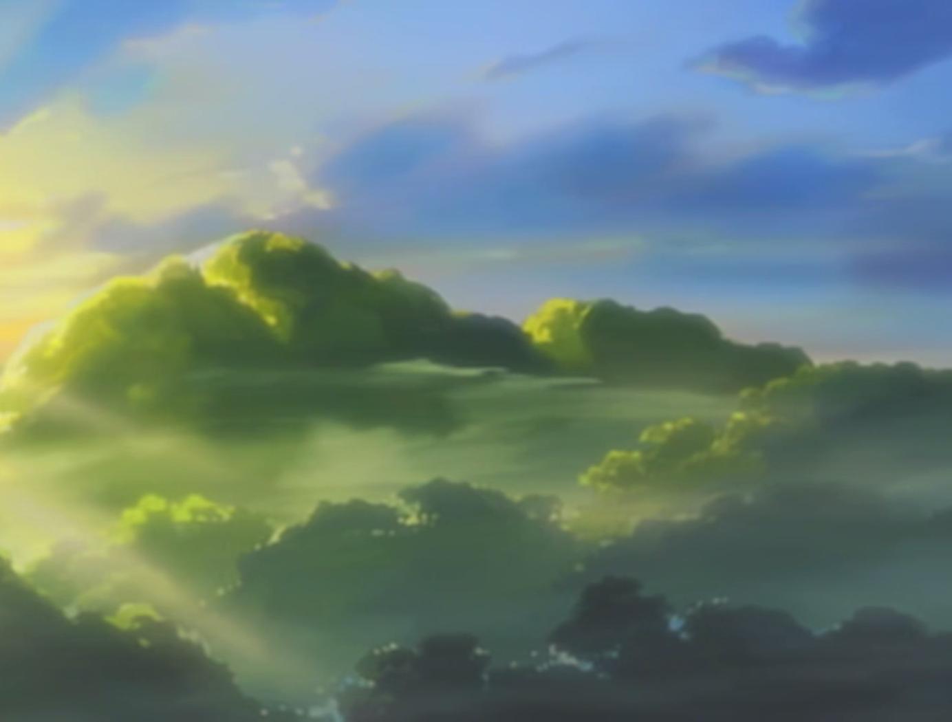 Naruto - Episódio 210: A Floresta Desconcertante