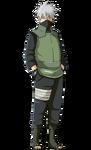 Kakashi (Epílogo - Render)