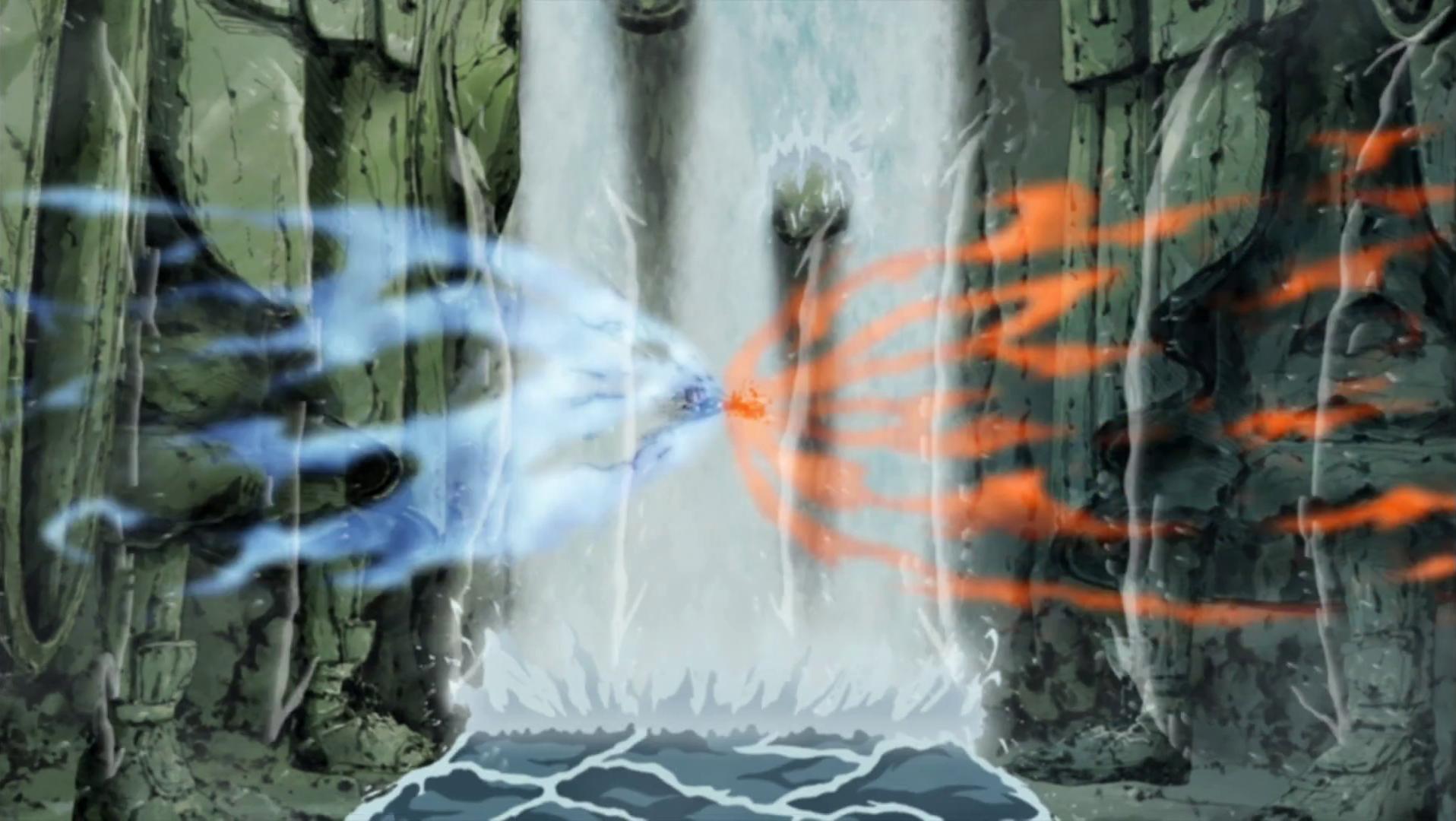 Naruto Shippūden - Episódio 260: Despedida
