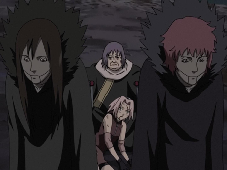 Naruto: Shippuden Episodio 22