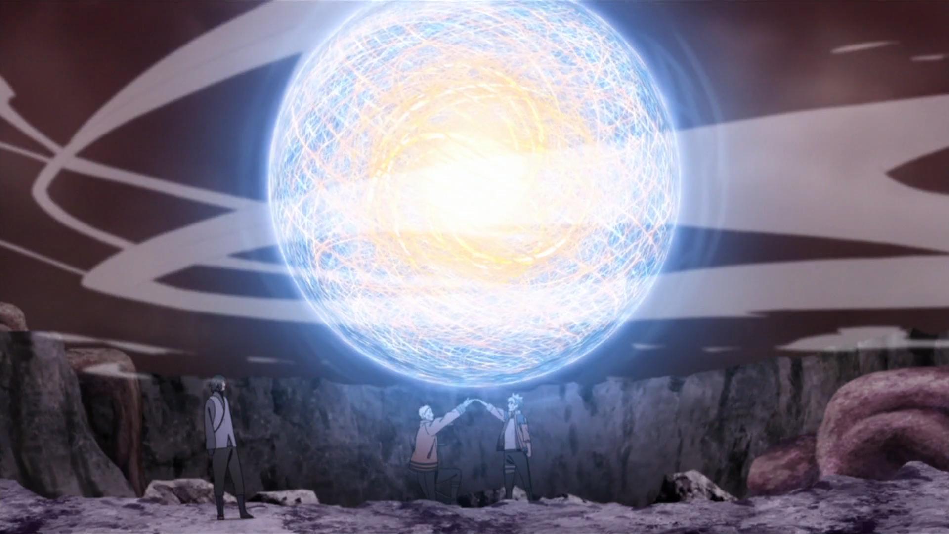 Super Rasengan Uzumaki