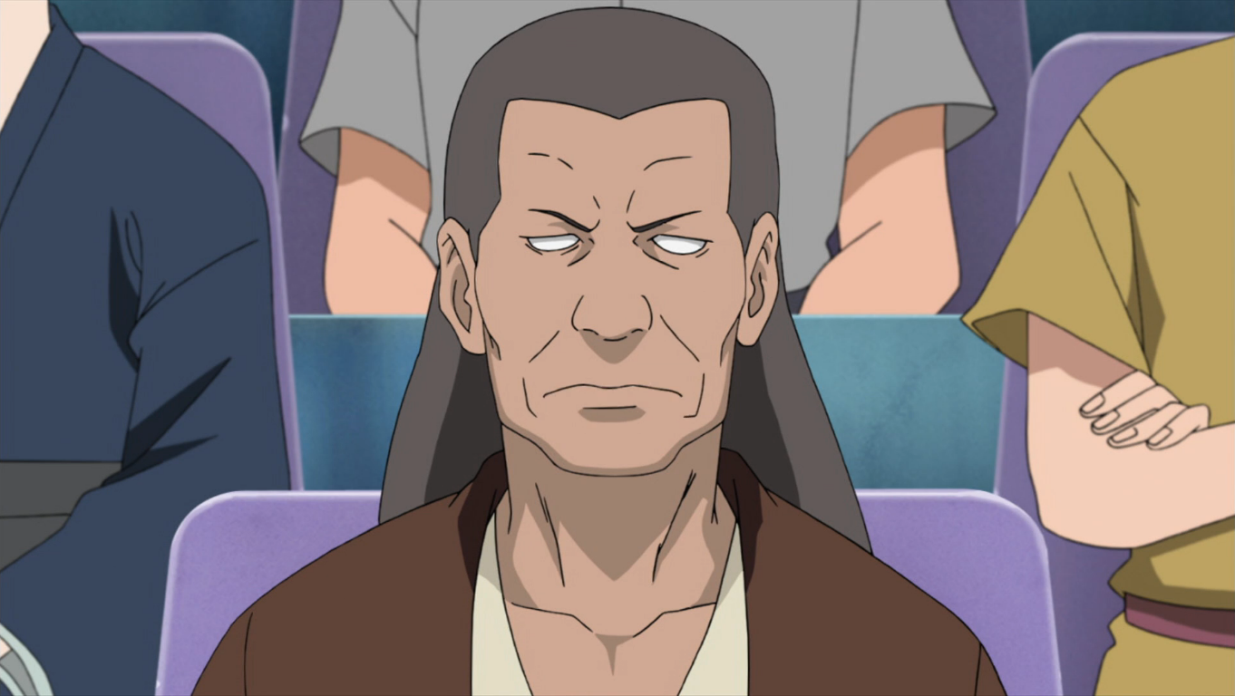 Viejo Hyūga