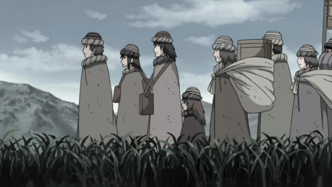 Naruto Shippūden - Episódio 315: Nevasca Duradoura