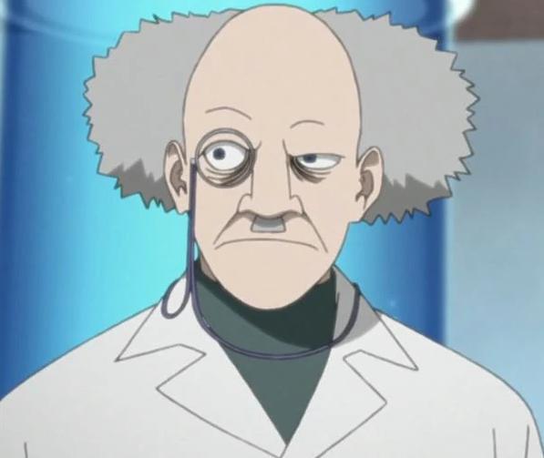 Científico de Iwagakure