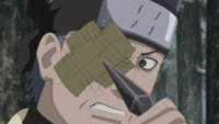 Fū tenta destruir o Byakugan de Ao.PNG