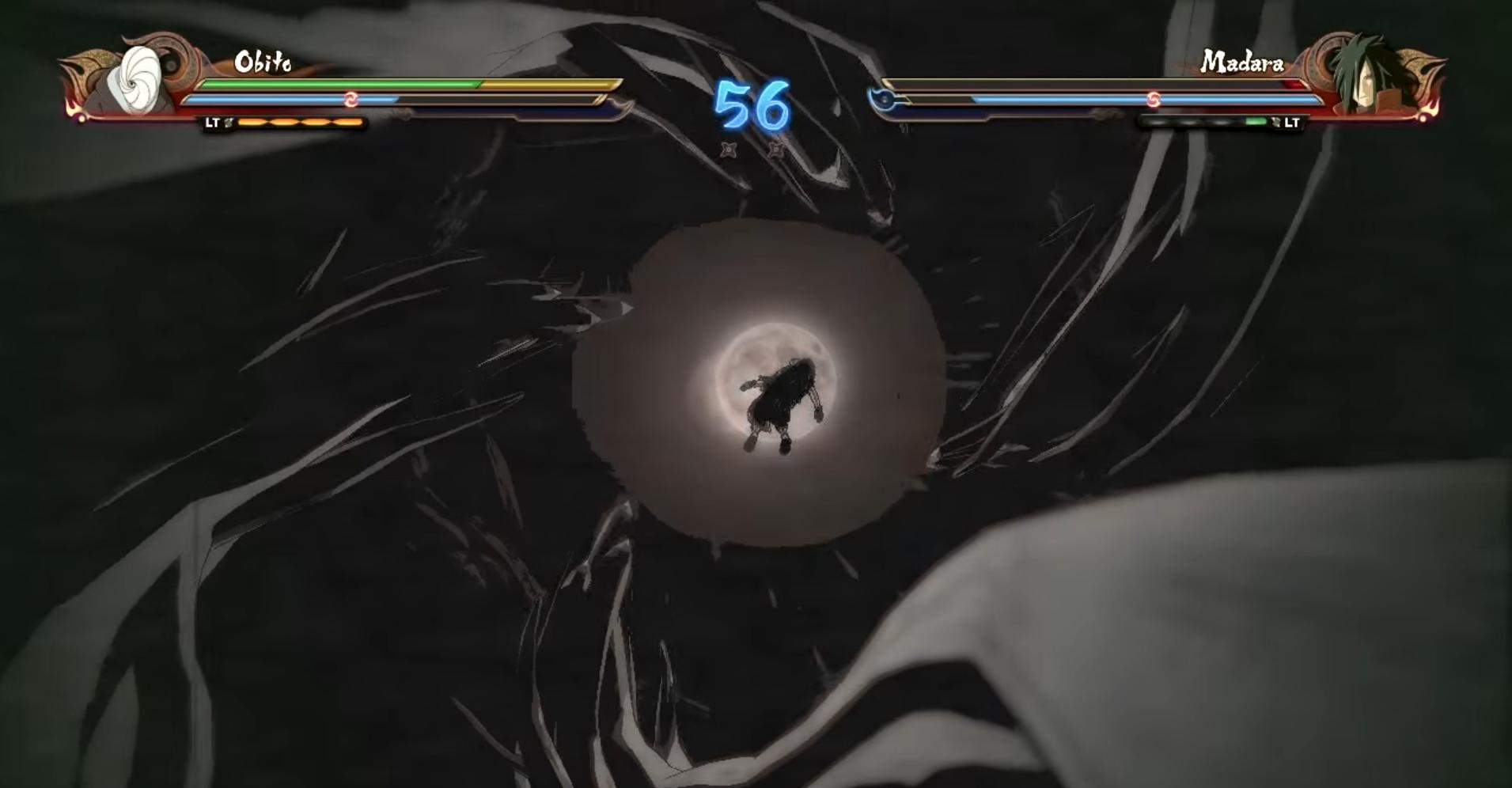 Mokuton - Révolte de l'Enfer