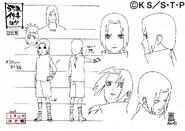 Arte Pierrot - Itachi Criança1