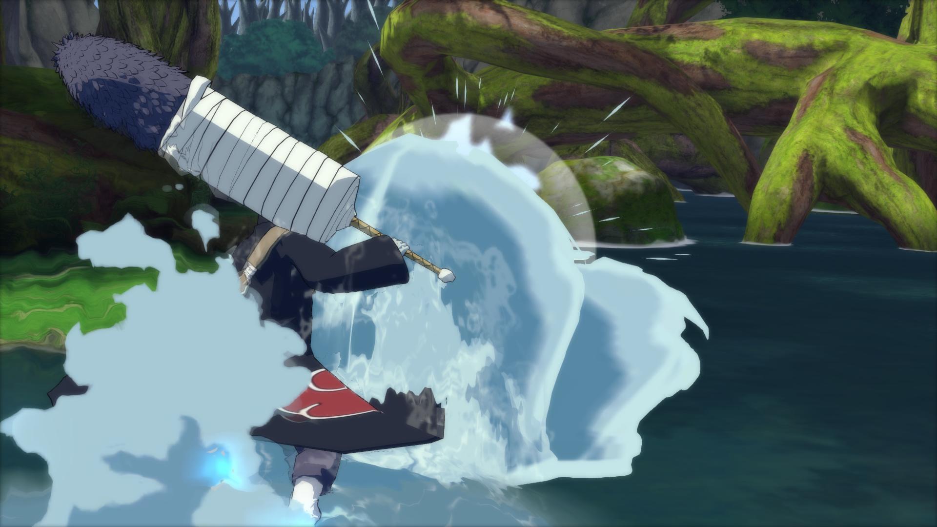 Impacto do Fluxo de Água