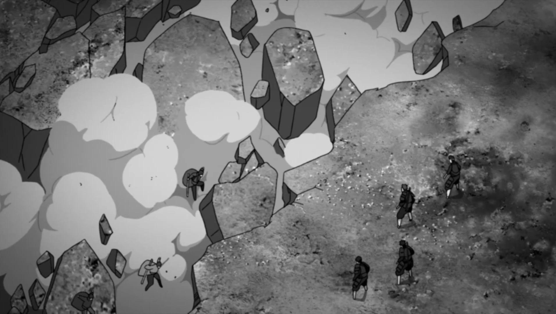 Стихия Земли: Расщелина