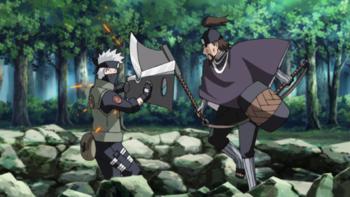 Naruto: Shippuden Episodio 284