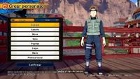 Naruto To Boruto Shinobi Striker - Personalización de personaje.png