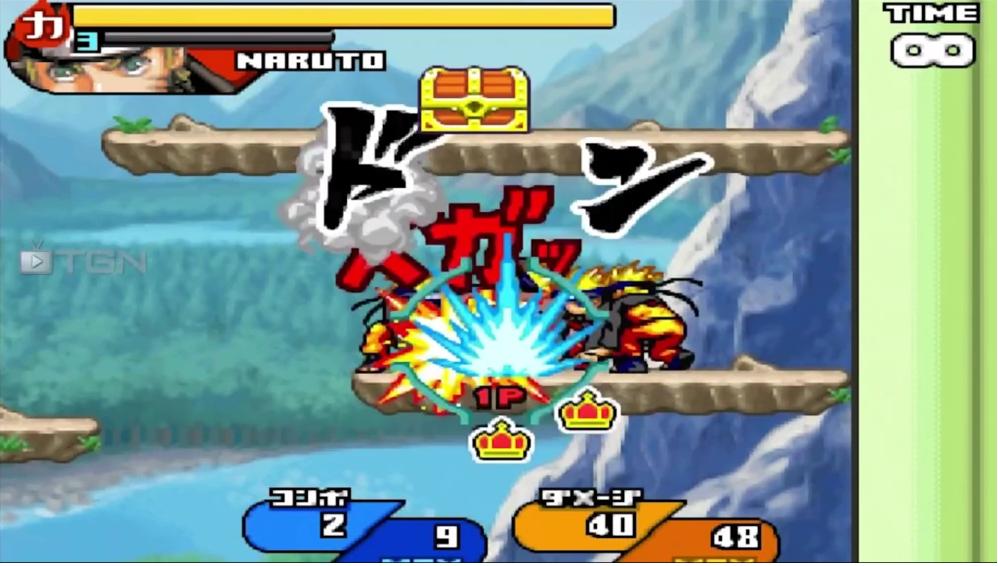 Наруто Узумаки Спиральный Комбо