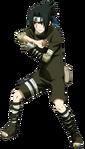 Sasuke Parte I (Exame Chūnin)