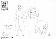 Arte Pierrot - Itachi2