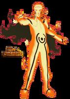 Modo Kurama de Naruto (Filme - Boruto)