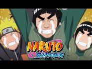 Naruto Shippuden Ending 8 - Bacchikoi!!! (HD)