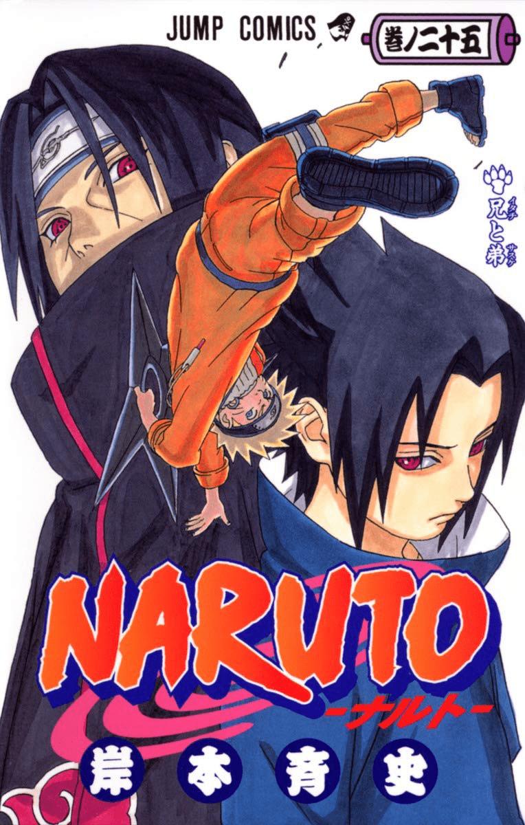 Itachi and Sasuke, Brothers (volume)