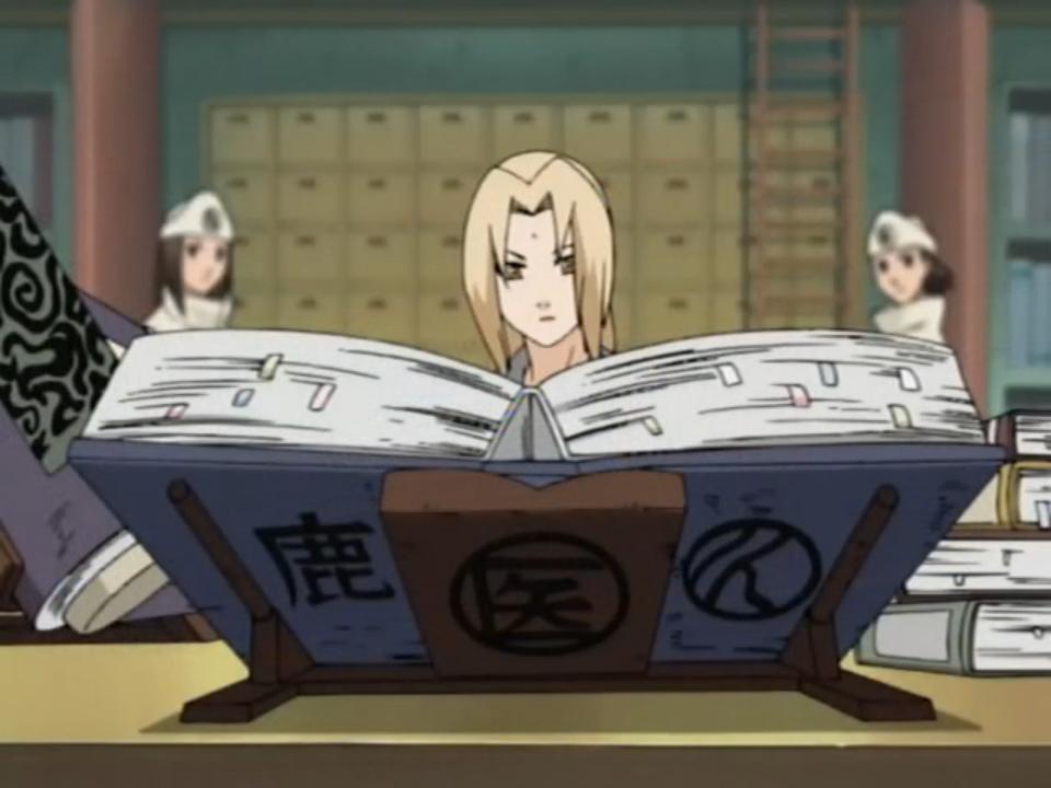 Enciclopédia Médica do Clã Nara