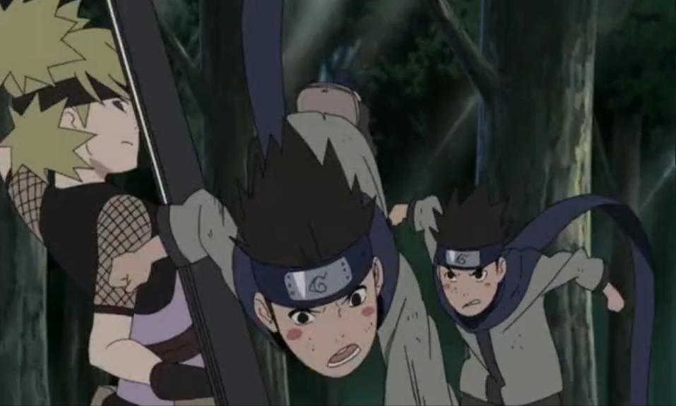 Naruto Shippūden - Episódio 234: O Pupilo Favorito de Naruto