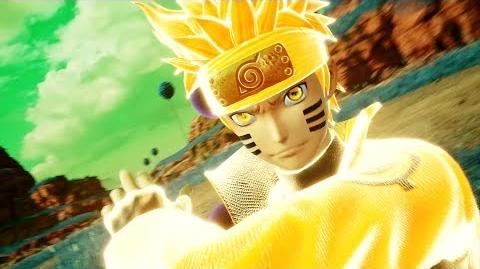 JUMP FORCE - Characters Movesets Gameplay Trailer TGS 2018 (1080p)