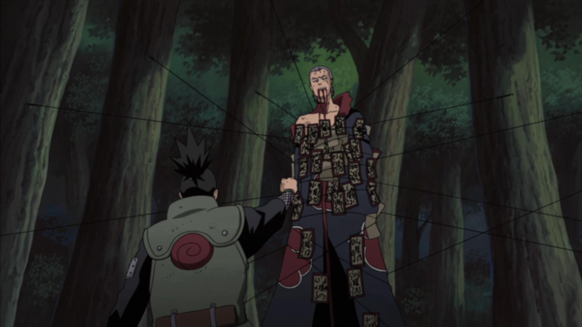Naruto: Shippuden Episodio 87