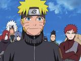 Naruto Shippūden - Episódio 449: A União dos Shinobi