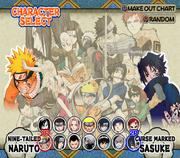 Naruto Ultimate Ninja Selecion de personajes.png
