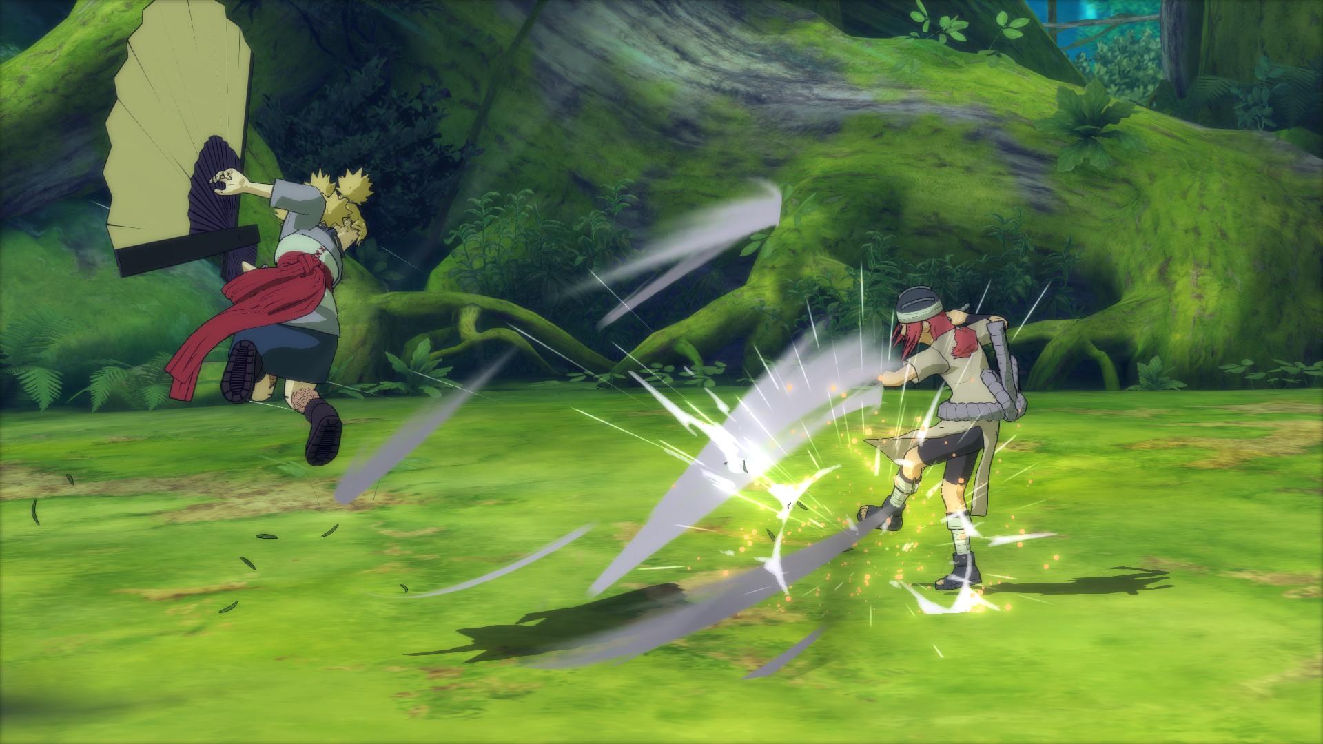 Arte Ninja: Furacão