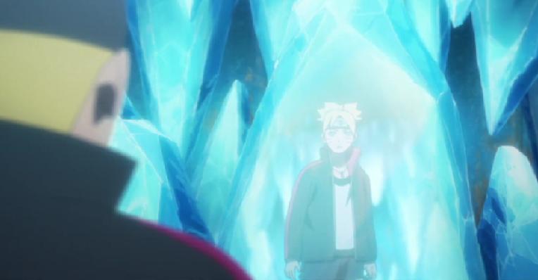 Elemento Hielo: Pared de Cristal