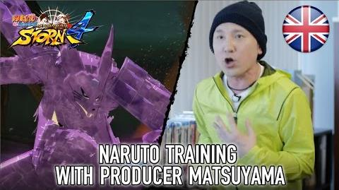 CuBaN VeRcEttI/Tercer vídeo Detrás de las escenas de Naruto Shippuden Ultimate Ninja Storm 4