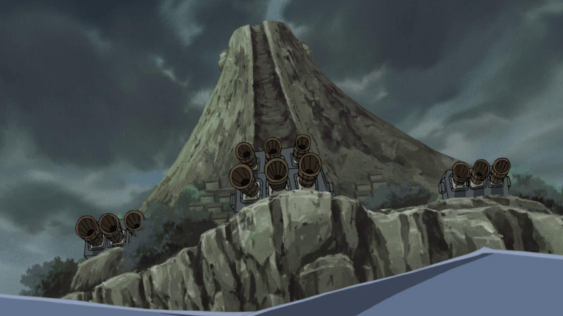 L'Île cuirassée