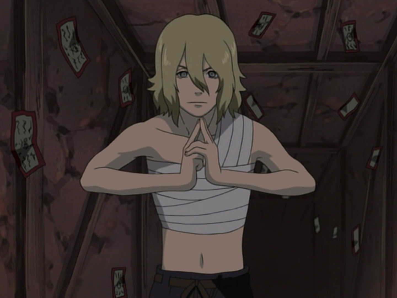 Naruto - Episódio 215: Um Passado a Ser Apagado