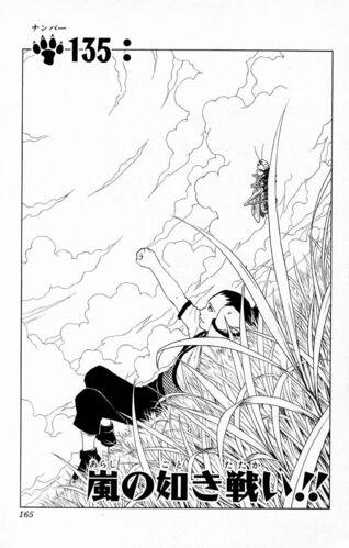Naruto Capitolo 135