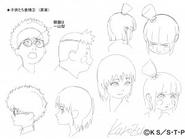 Arte Pierrot - Lando, Faz e Sora2