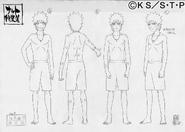 Arte Pierrot - Naruto Sapo