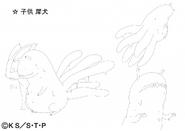 Arte Pierrot - Chibi Saiken