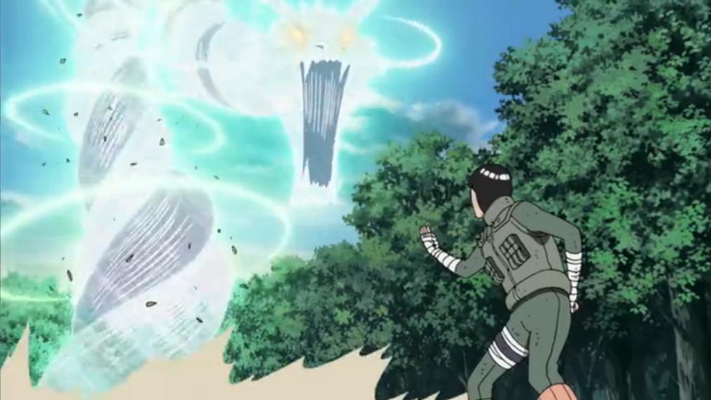 Naruto Shippūden - Episódio 312: O Antigo Mestre e o Olho de Dragão