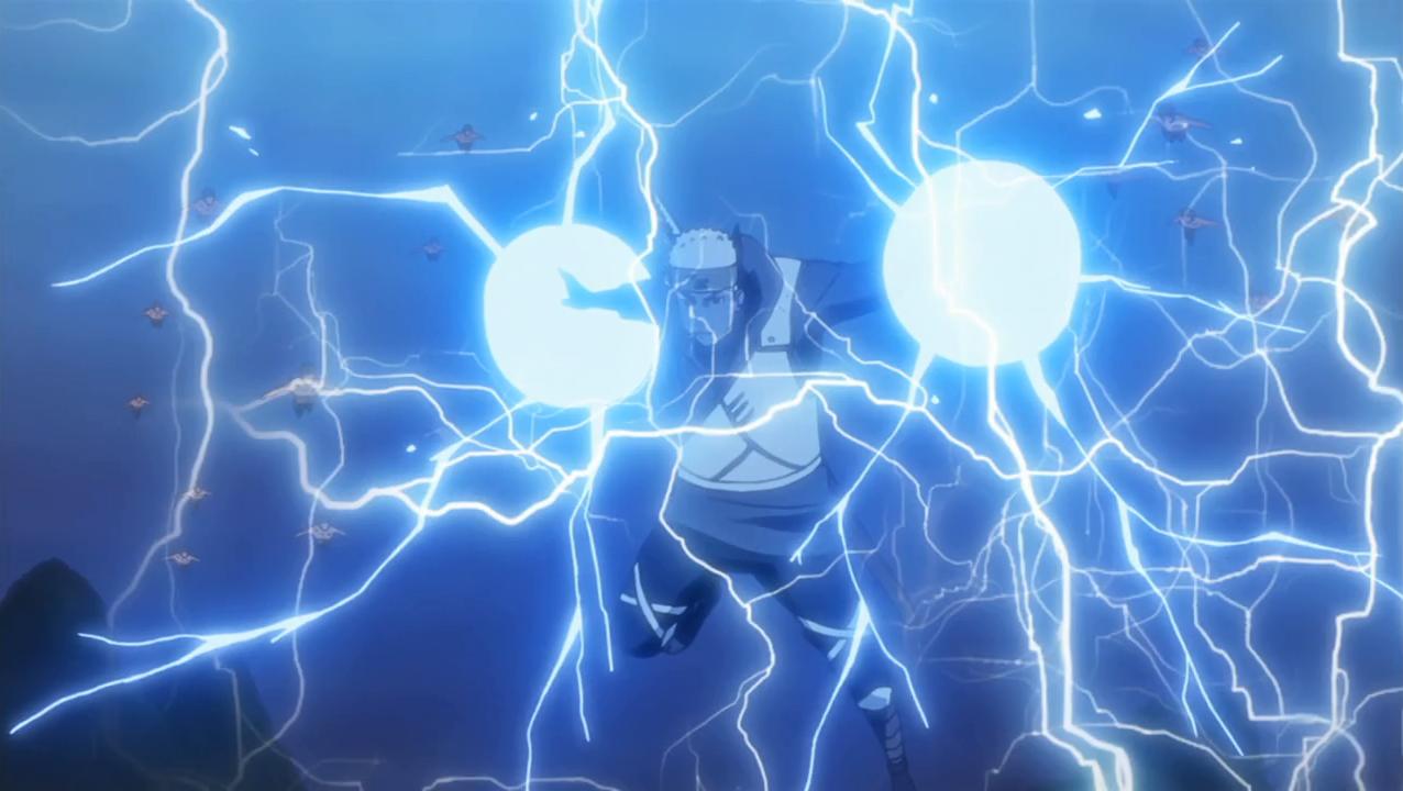 Elemento Rayo: Thunderbolt