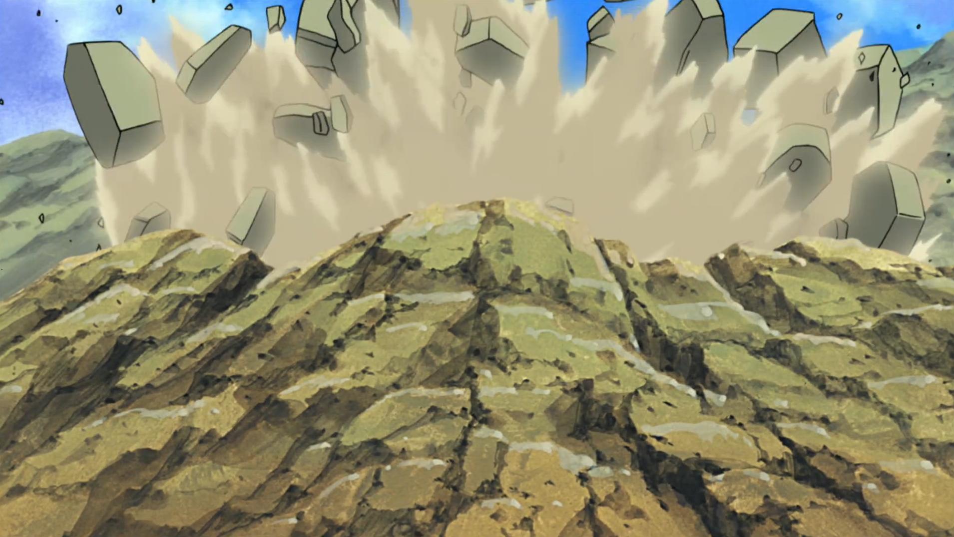 Стихия Земли: Каменный Коллапс