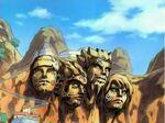 Roca Hokage pintada por Naruto.jpg