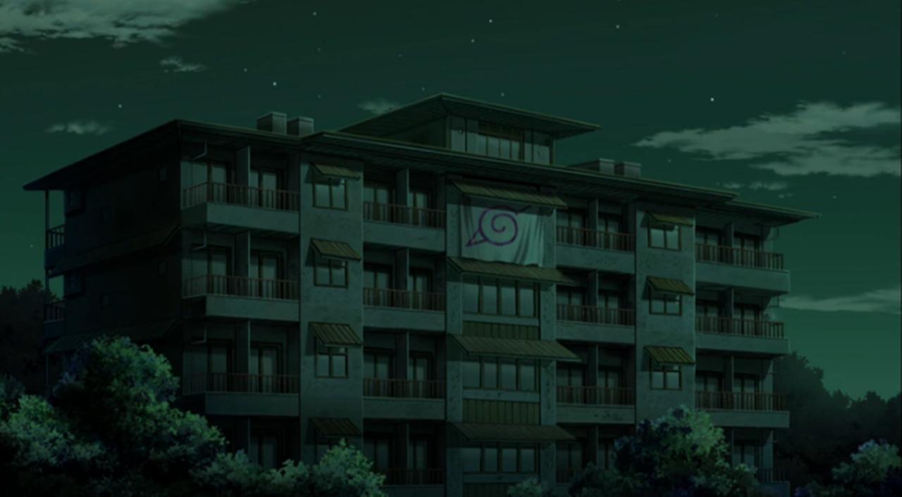Apartamento de Kakashi