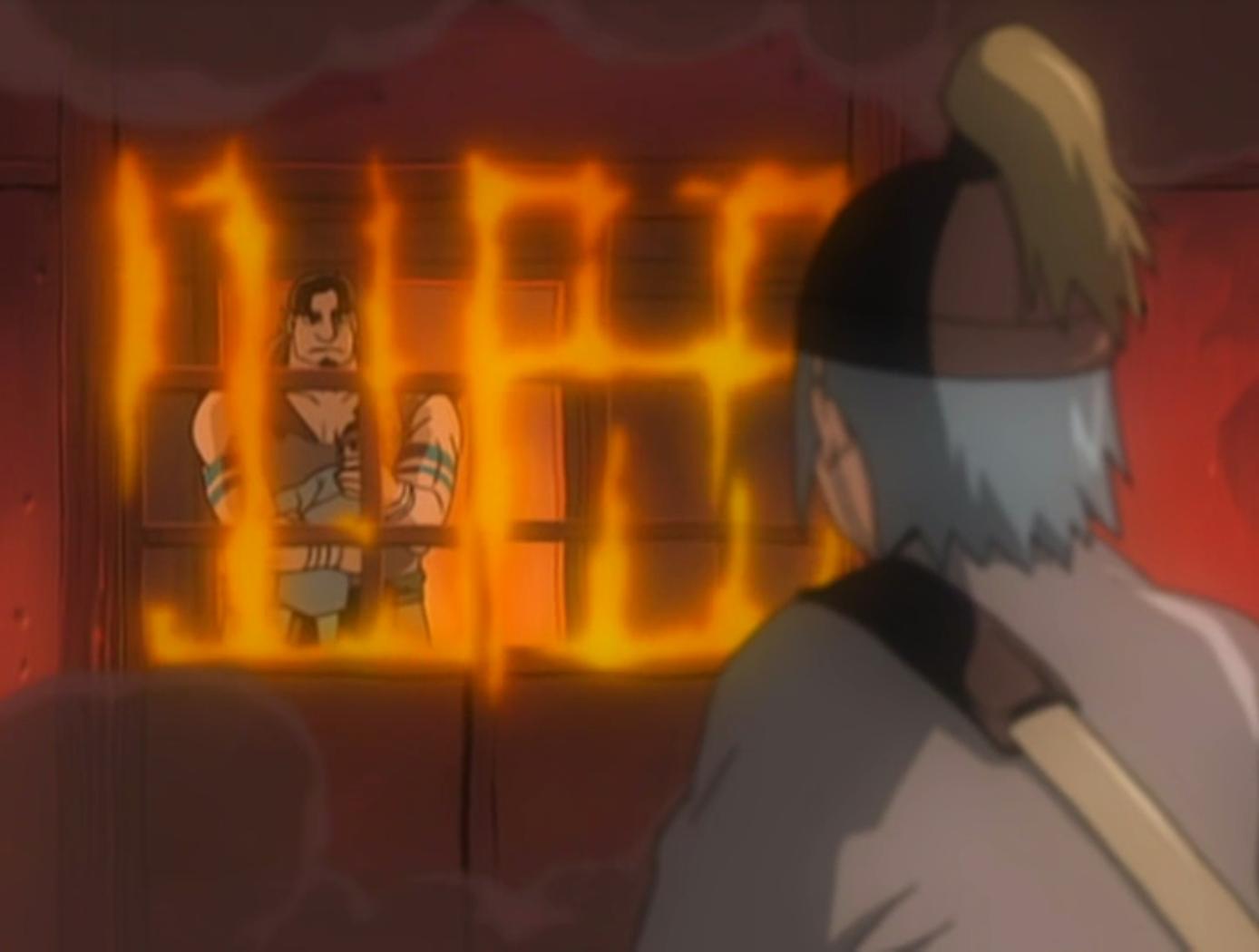 Naruto - Episódio 211: Recordações das Chamas